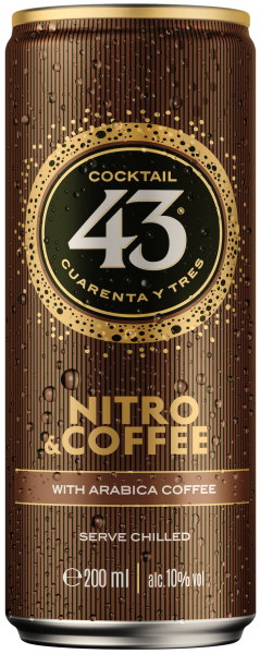 Cocktail 43 Nitro & Coffee